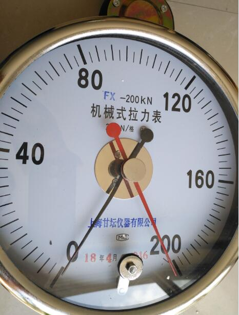 机械式测力计